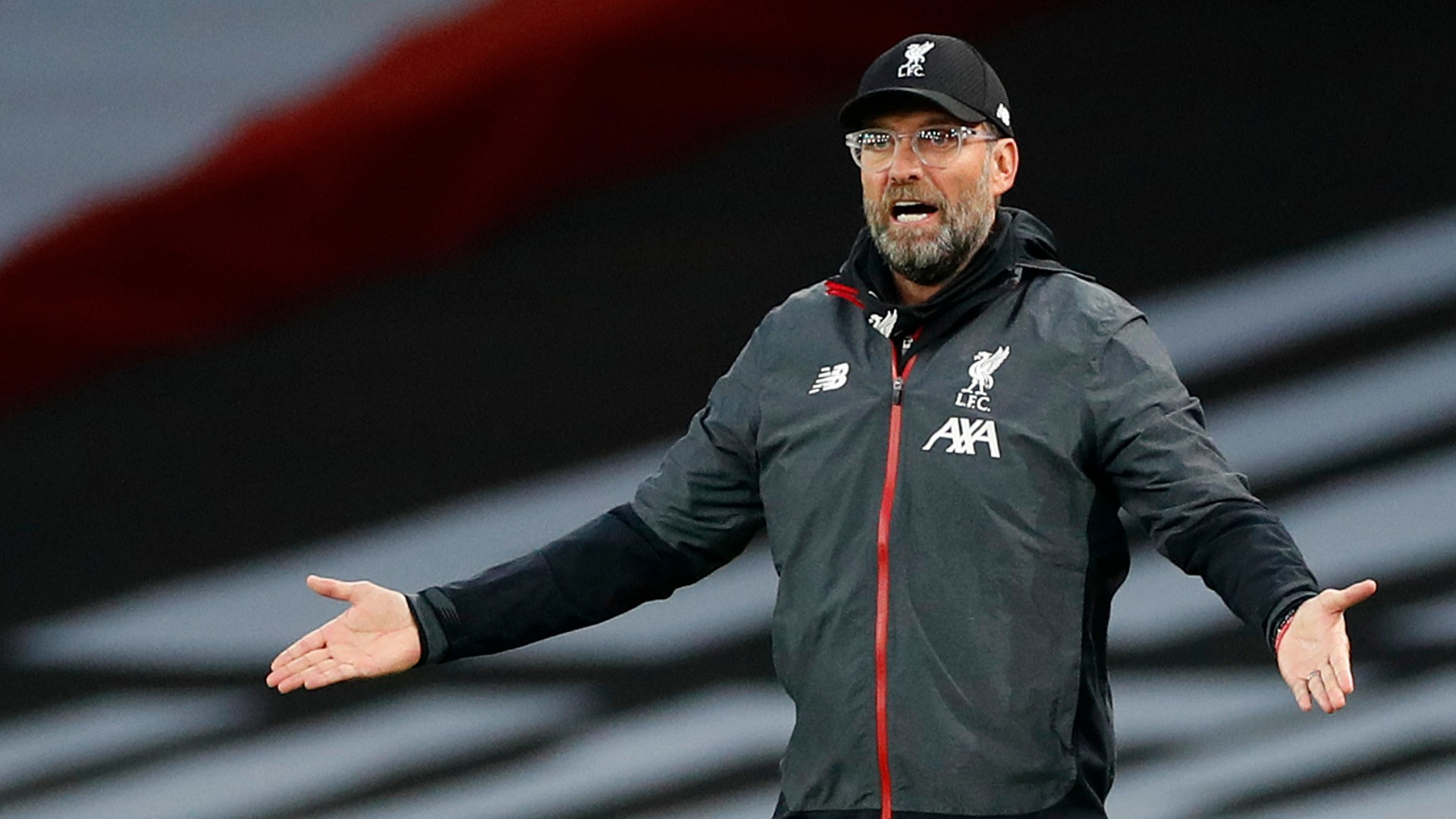 Klopp eager to see fans back at Anfield.
