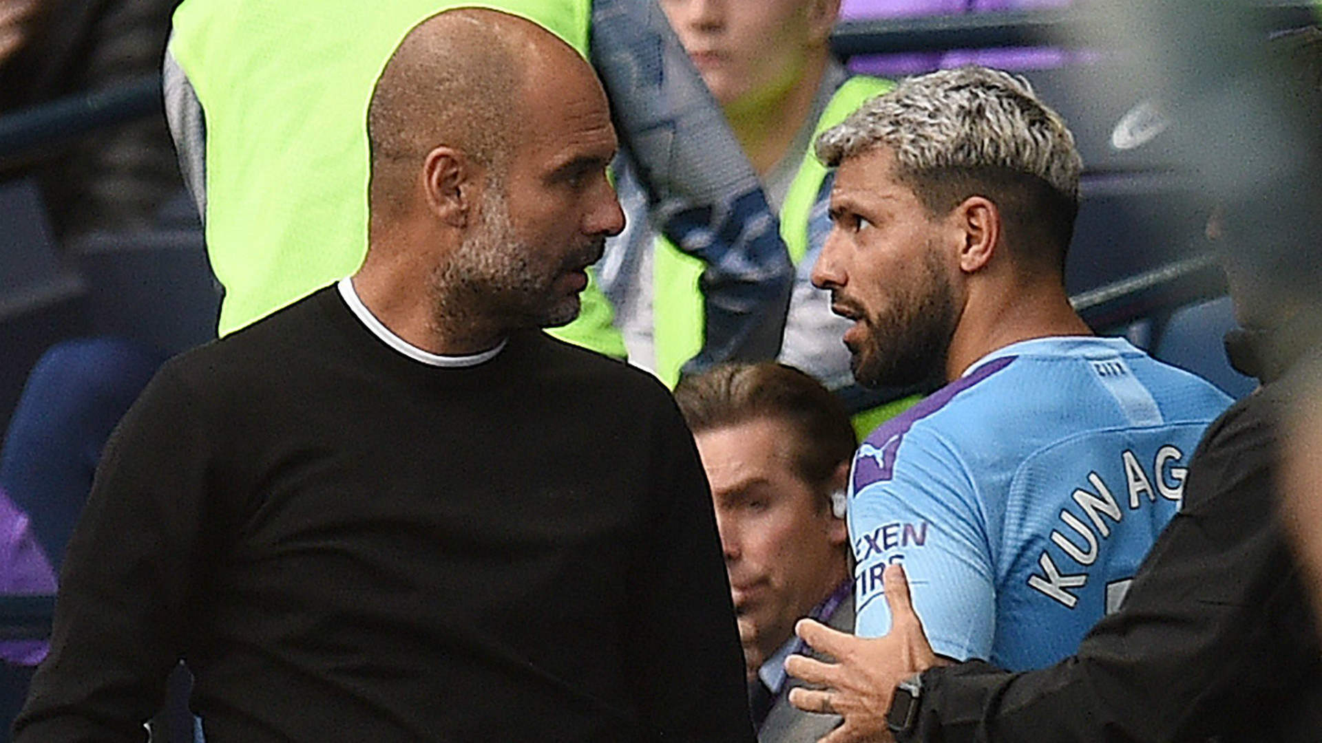 Pep Guardiola is hopeful Sergio Aguero would be back for final Premier League game but not certain if he will feature in the Champions League final.