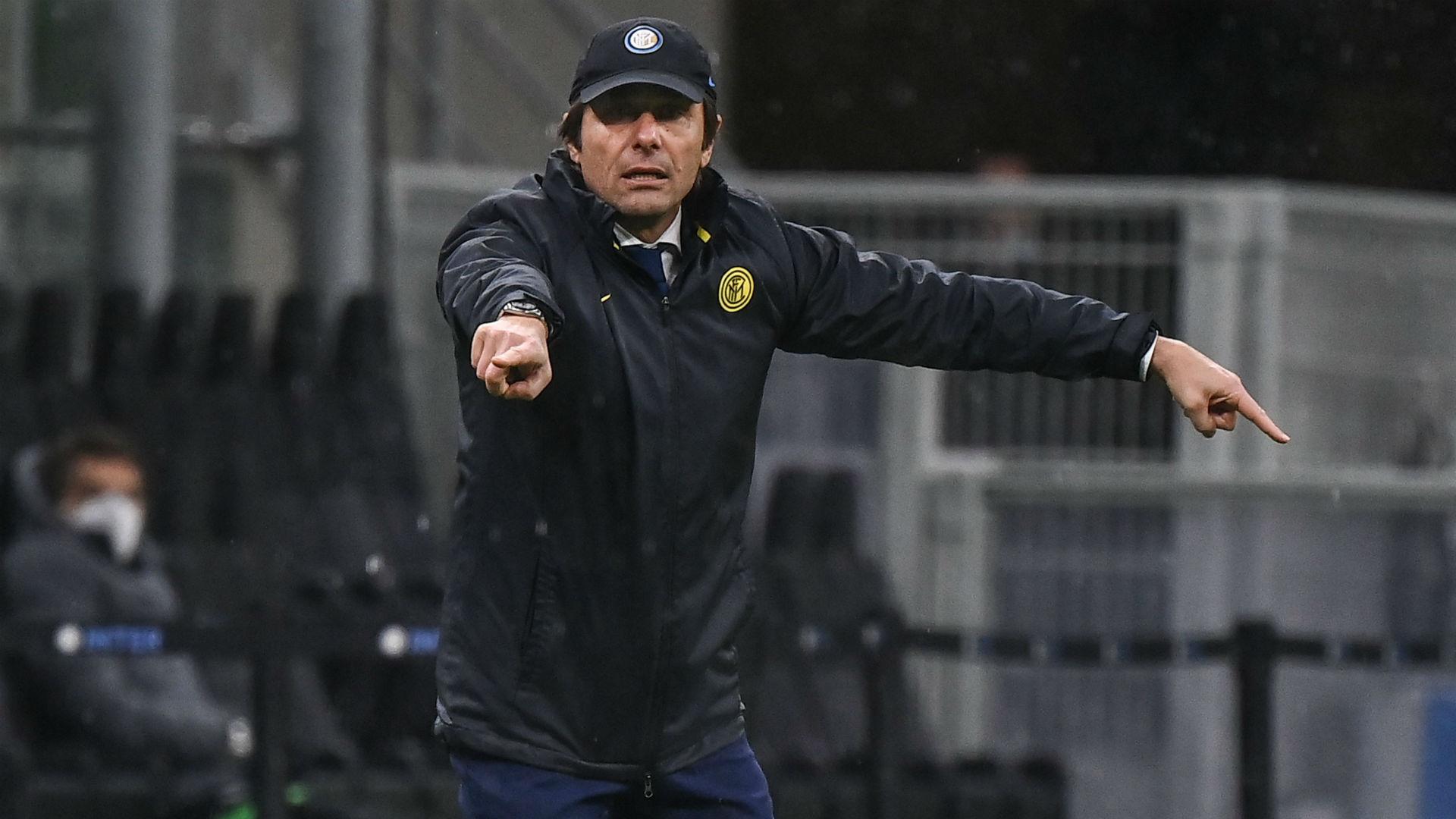 Tottenham call off plan for Conte.