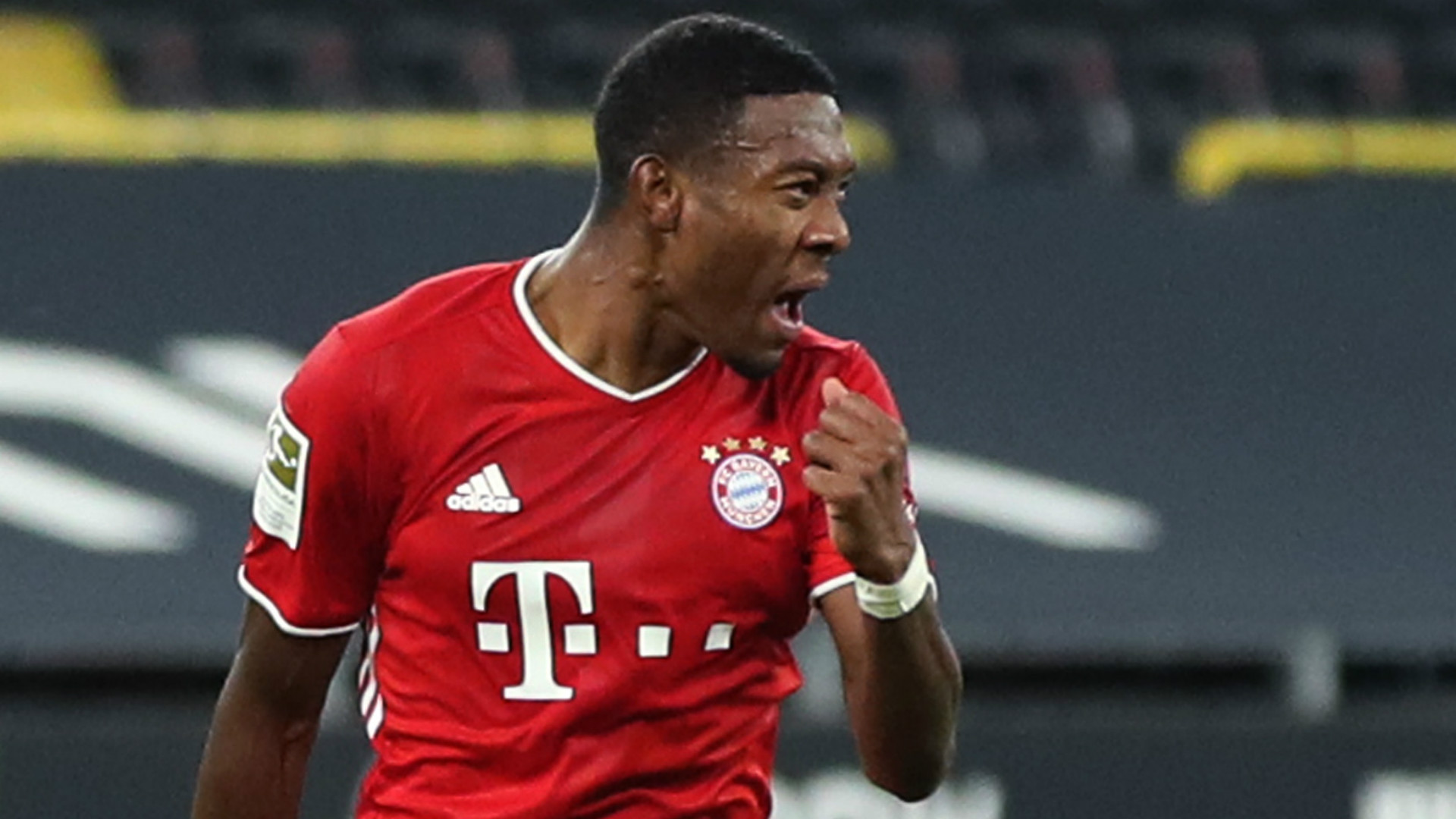 Alaba signs for Real Madrid.