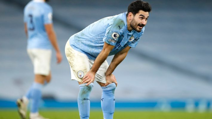 Gundogan believes City shouldn't be ruled out.