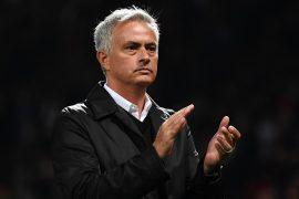Jose Mourinho impressed with new England side.