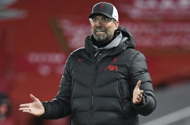 Klopp says result is a blow for top four.