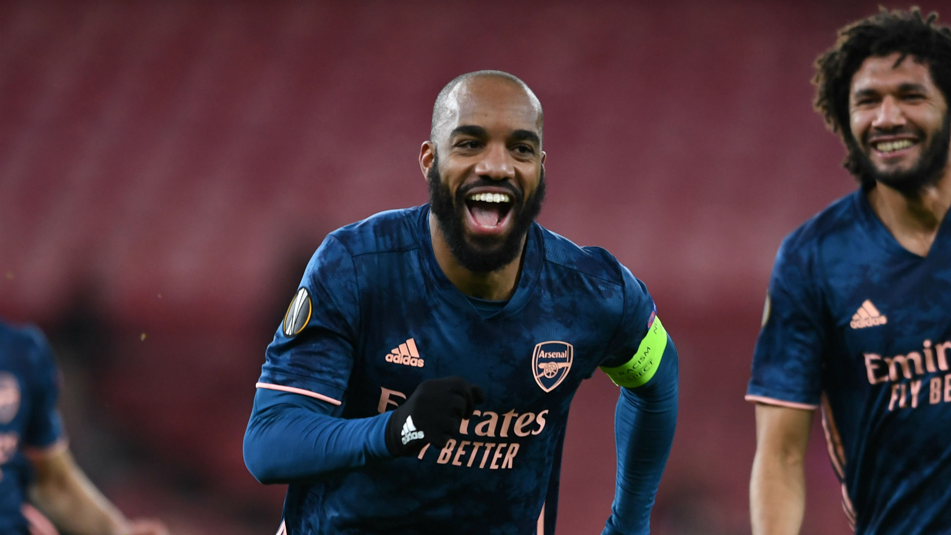 Lacazette: We wanted to give back to the fans.