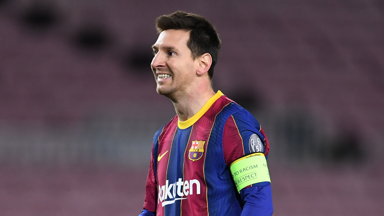 Laporta wanted Messi to play for free.