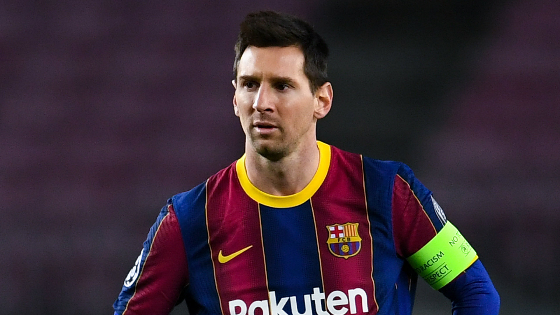 Reactions on Messi's departure from Barca.