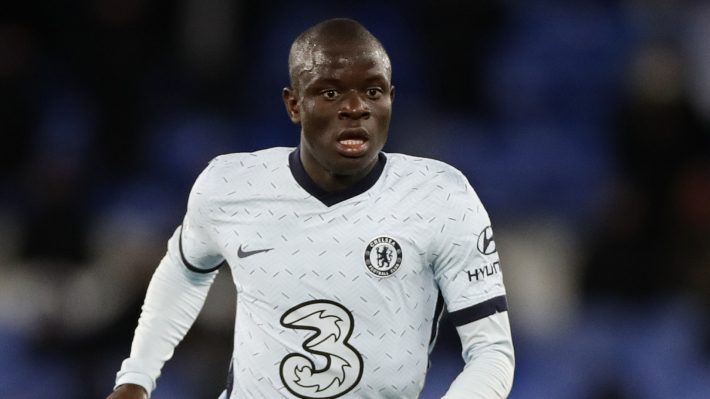 Kante returns as Pulisic remain sidelined.