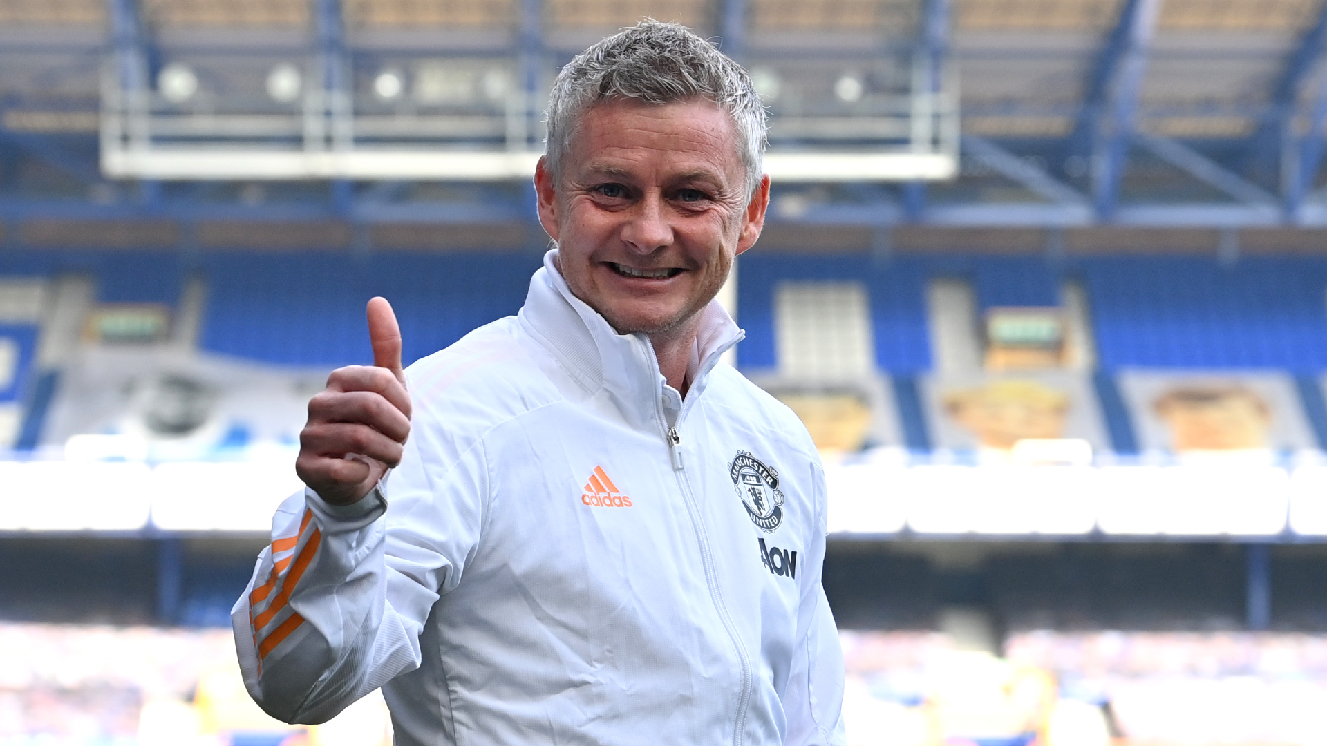 Ole excited with Europa League final.