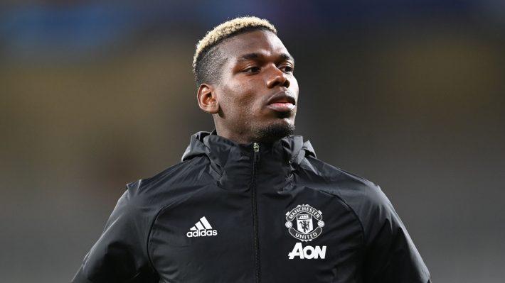 Pogba wants United to keep the winning spirit.