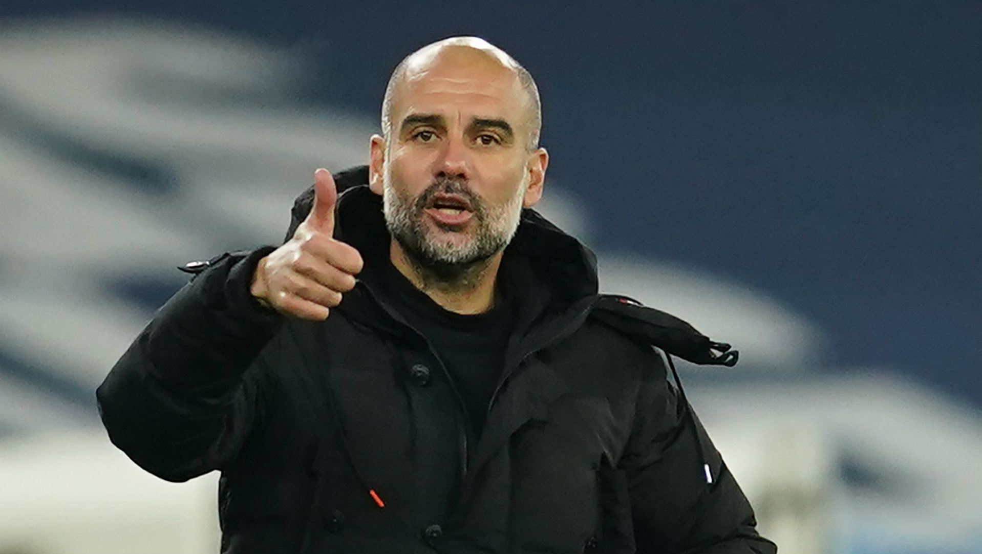 Pep hails Aguero ahead of his last game for City.