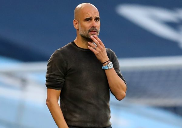 Champions League is a different competition says Pep.