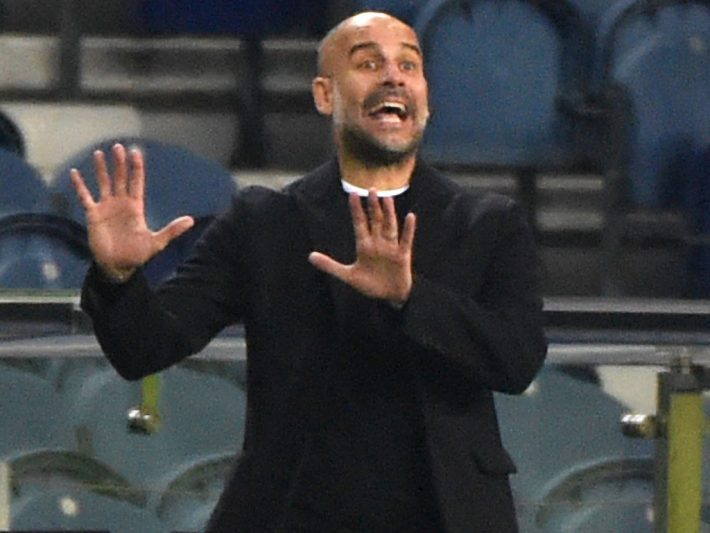 Guardiola insist City win and lose collectively.