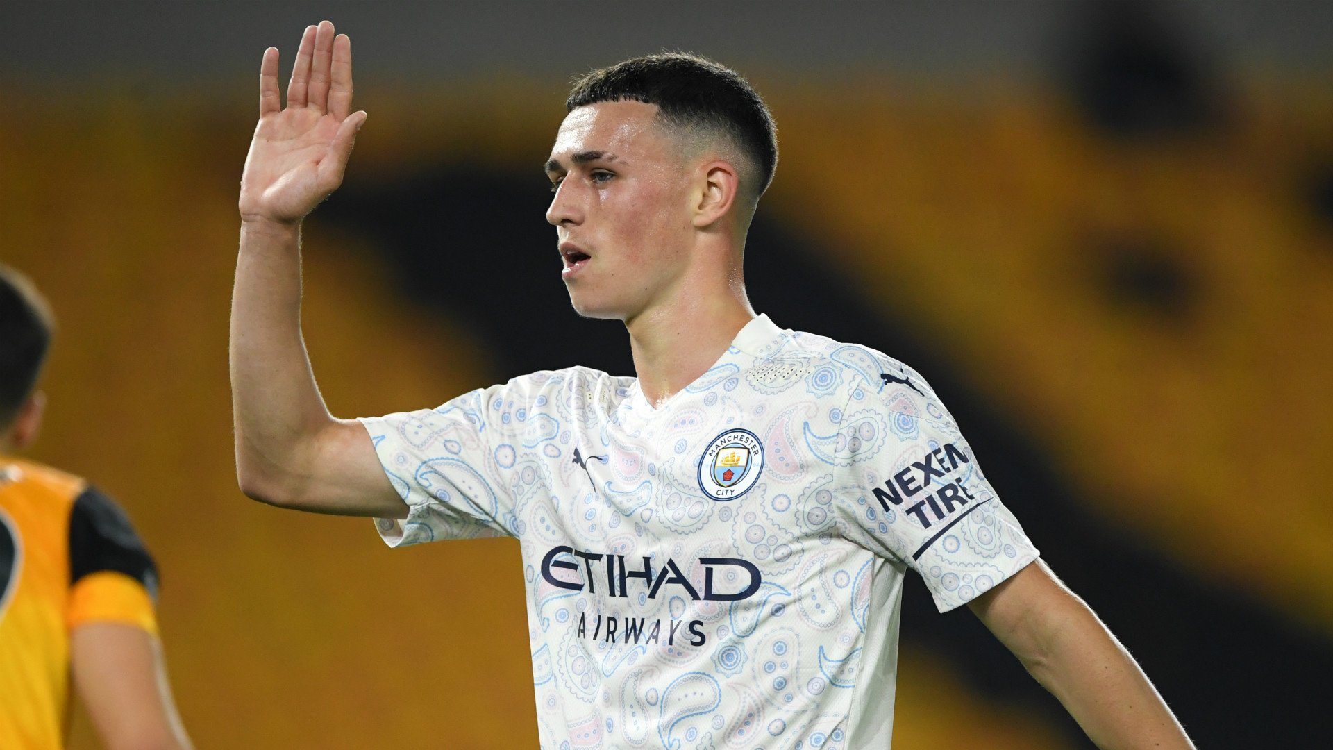 Phil Foden becoming key play says Guardiola.