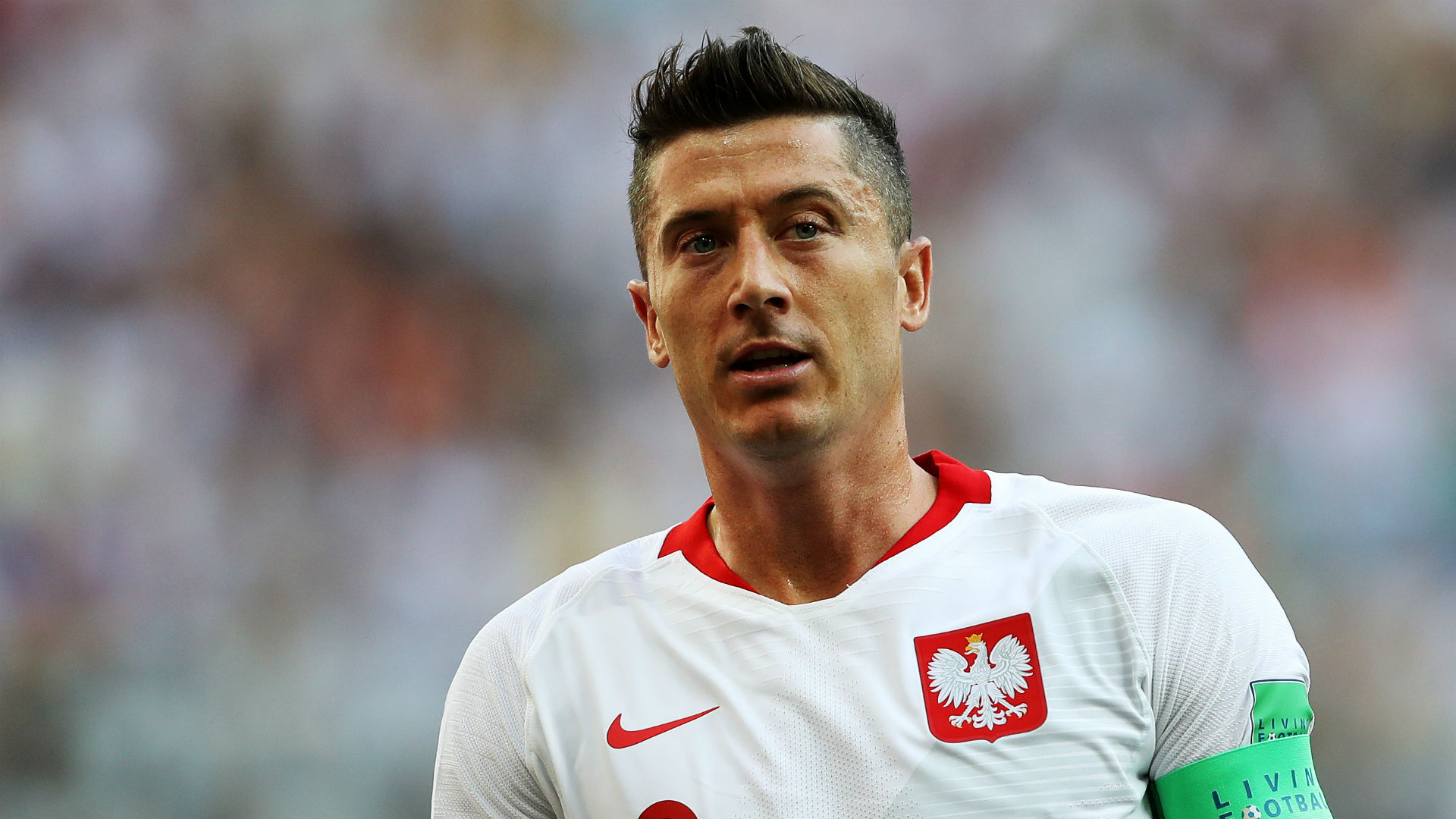 Lewandowski to miss England clash