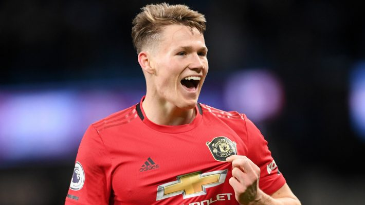 McTominay believe trophy will improve United team.