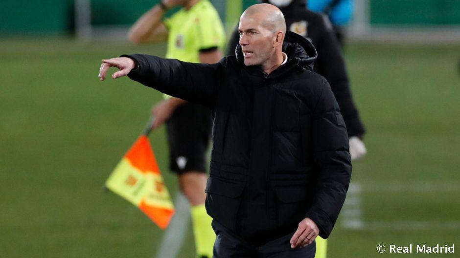 Madrid boss target La Liga title this season.