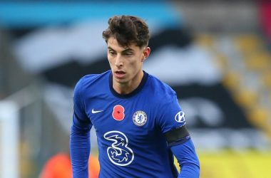 Havertz hopes to continue goal scoring form in Champions League.