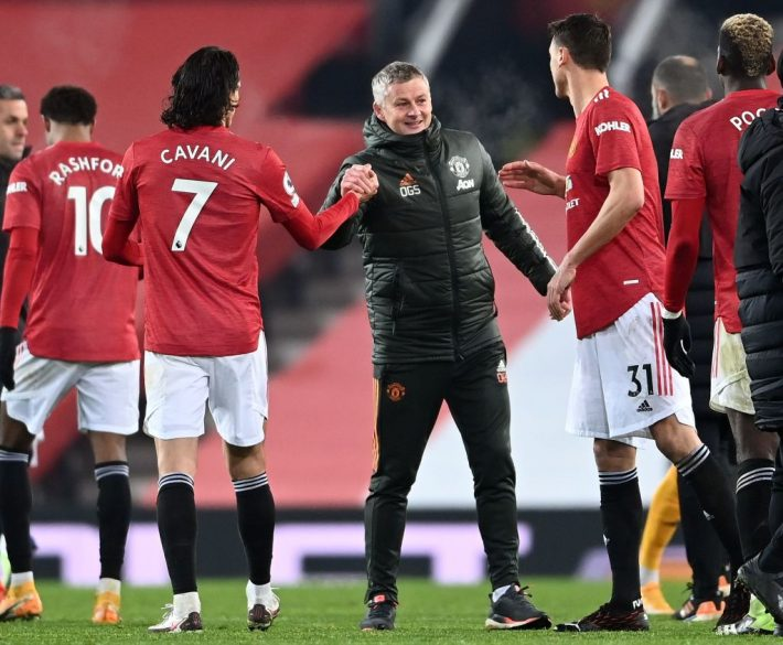 Ole insists United need to focus despite win.
