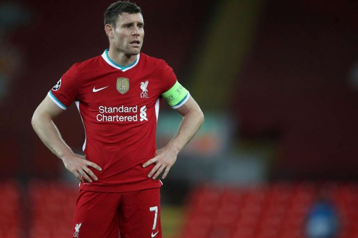 James Milner claims fatigue cost them against Leeds.