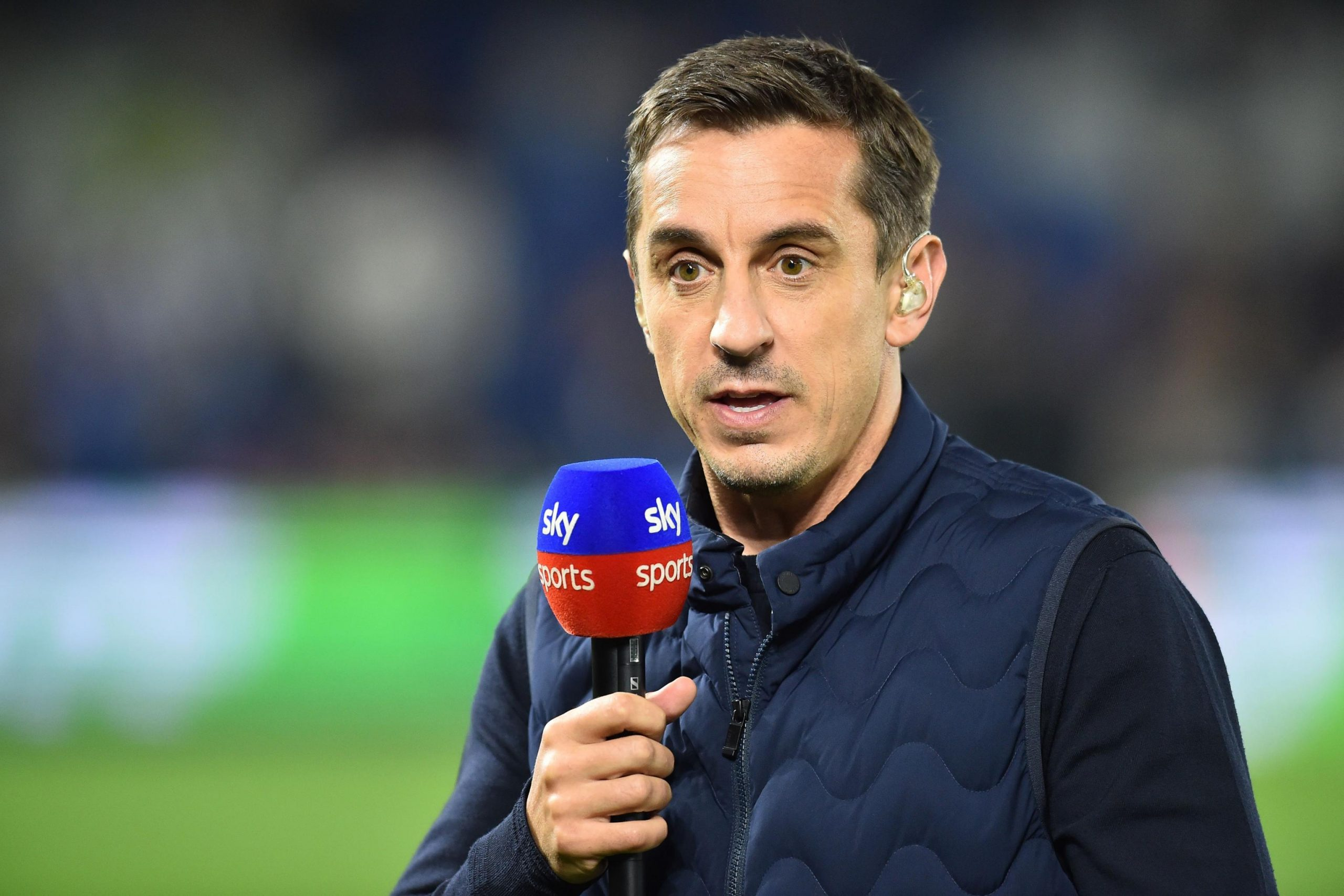 Neville: England needs something special.