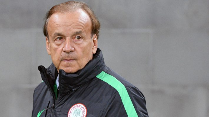 Nigeria players withdraw ahead Cameroon friendly.