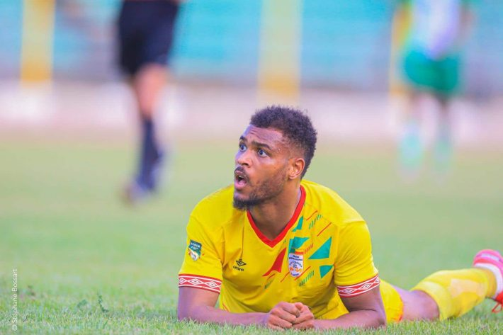 Benin forward disappointed with defeat to Super Eagles.