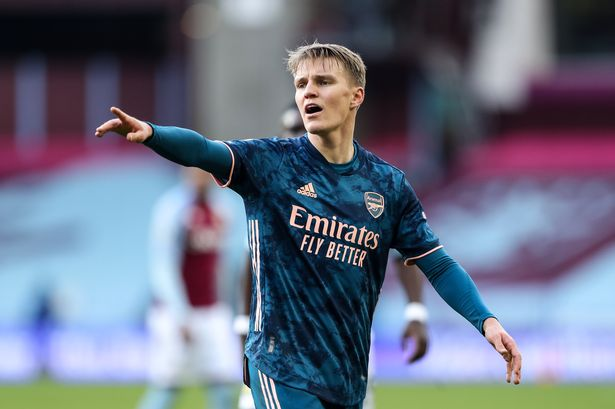 Odegaard reveal it was tough in Real Madrid.