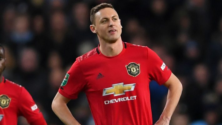 Matic heap praise on youngsters after defeat.