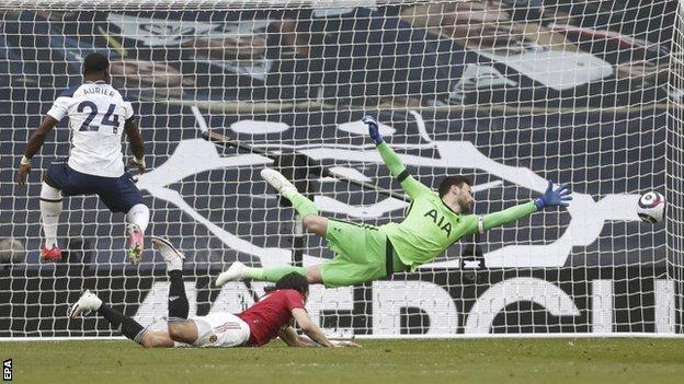 Match Report: Tottenham 1-3 Manchester United.