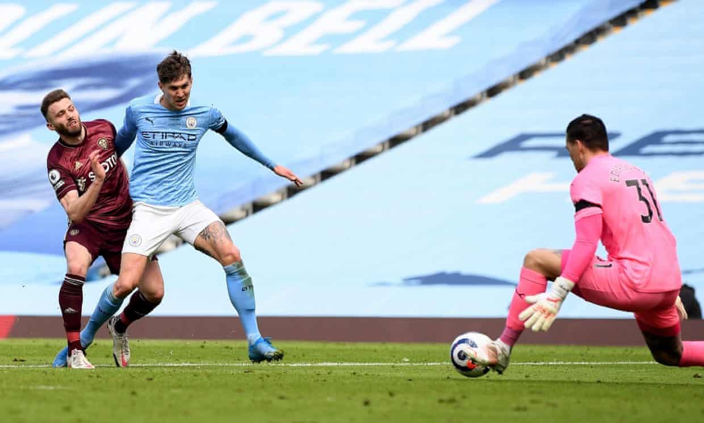 Match Report: Manchester city 1-2 Leeds United.