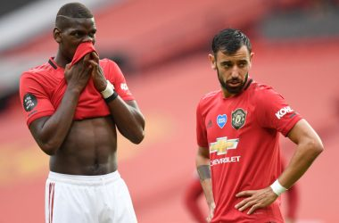 Bruno Fernandes says Pogba complements him.