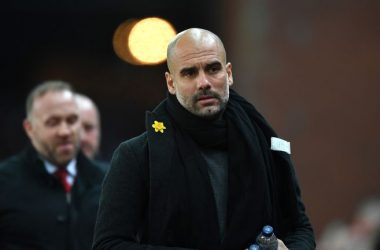 City boss plays title challenge talk ahead Crystal Palace.