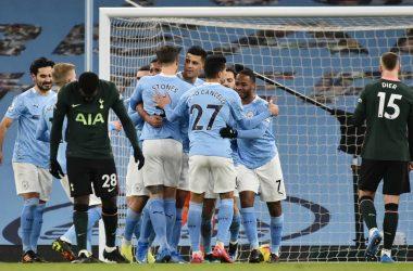 Match Report: Man City 1-0 Tottenham