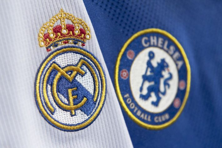 Real Madrid vs Chelsea. Stats, Team news and Prediction.