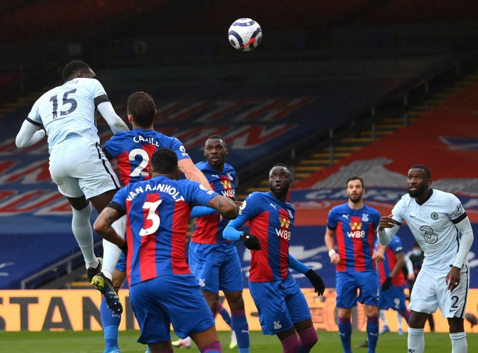 Match Report: Crystal Palace 1- 4 Chelsea.