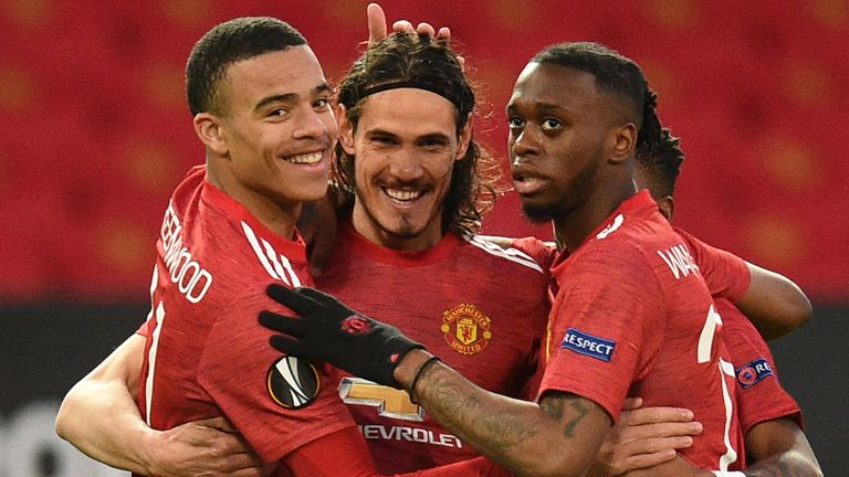 Match Report: Manchester United 2-0 Granada.