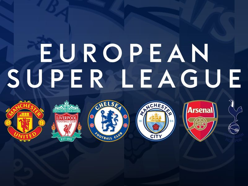 Premier league big six withdraw from Super league.