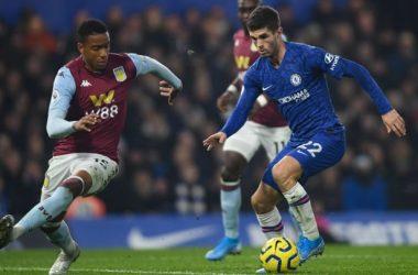 Chelsea vs Aston Villa Pre-match.