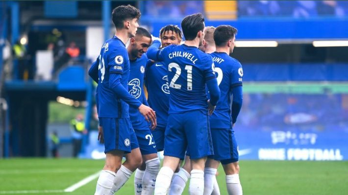 Blues securing top 4 after win over Fulham.