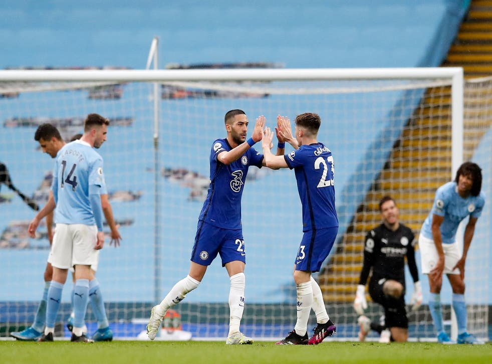 Aguero misses penalty as Chelsea came back.