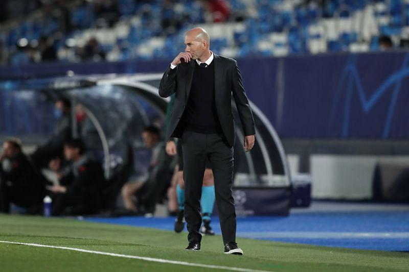 Zidane steps down as Real Madrid boss.