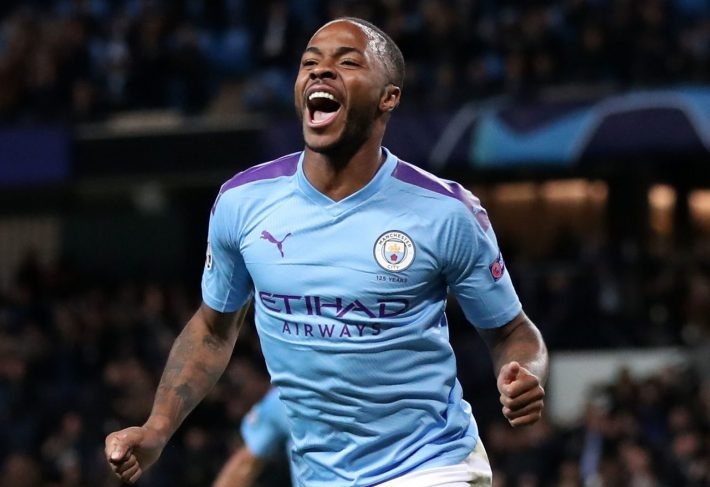 Sterling 's dream coming through.