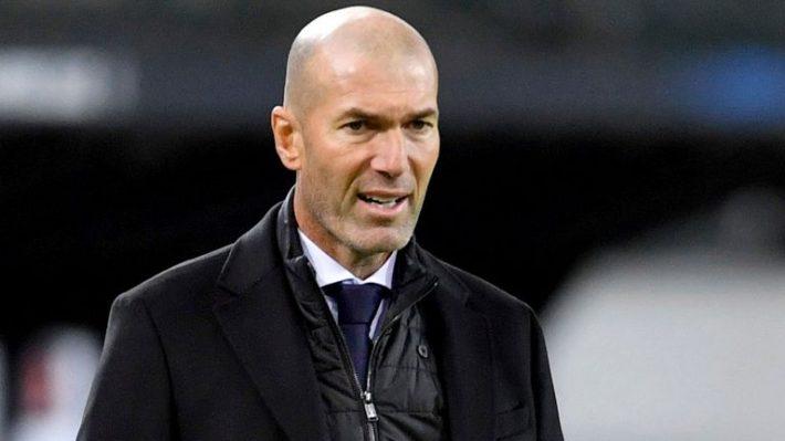 Madrid boss Zinedine Zidane keen on winning La Liga.