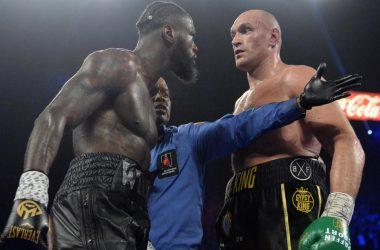 Tyson Fury set to rematch Deontay Wilder.