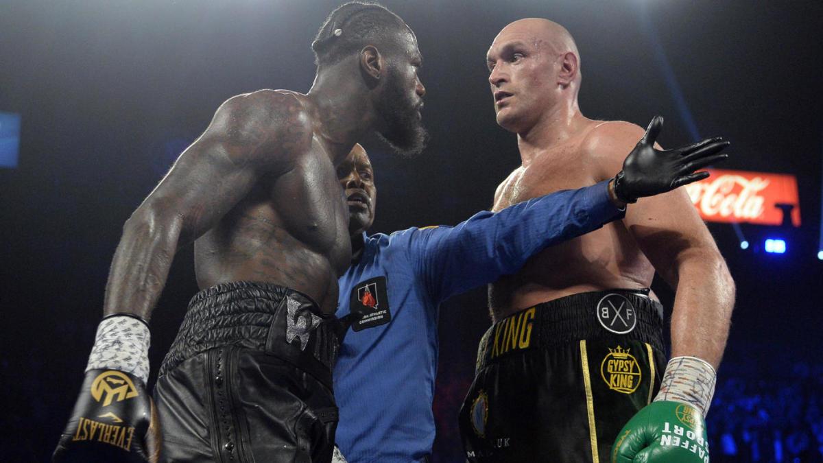 Fury warned ahead of Wilder fight.