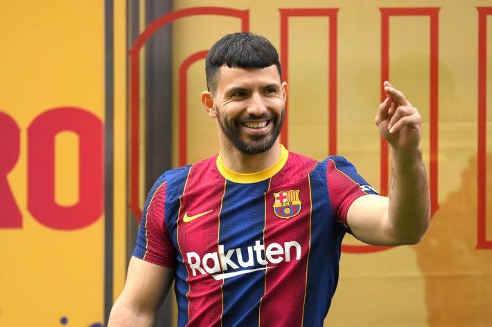 Sergio Aguero hopes Messi stays.