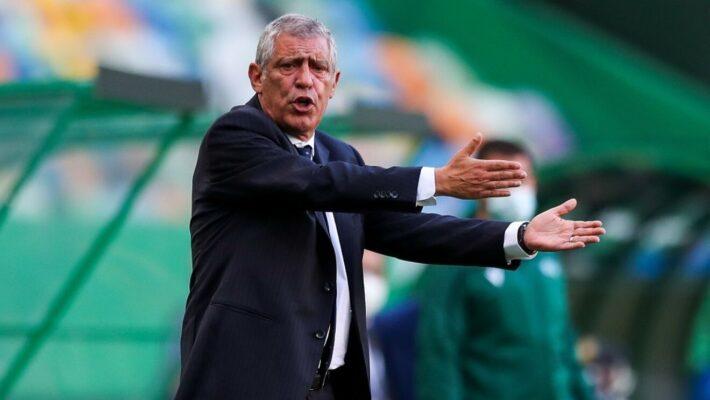 Portugal coach believes defeat was unfair.