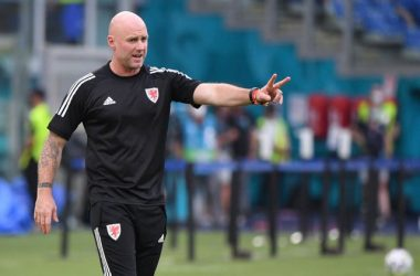Page says red card decision was harsh.