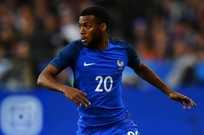 Lemar physically fit for France.