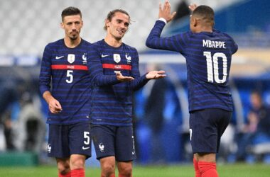 Desailly: France team are Euro favourites.